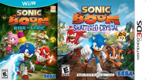 Sonic Boom RoL and SC