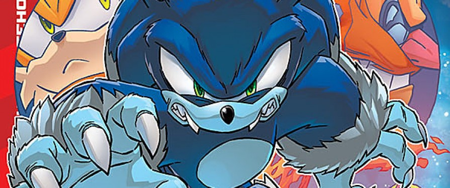 Comic Preview: Sonic the Hedgehog #279