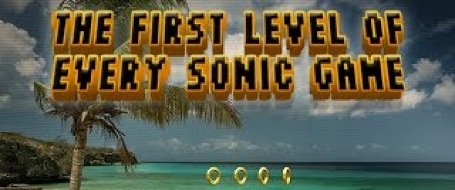 Super Bunnyhop looks at the first level of every main Sonic game