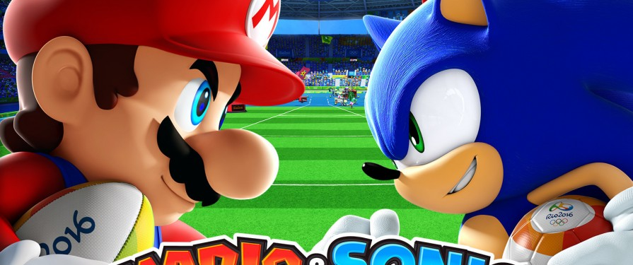 (Update) Mario & Sonic Rio 2016 Wii U releases in NA and EU on June 24th, final NA box and new screens shown