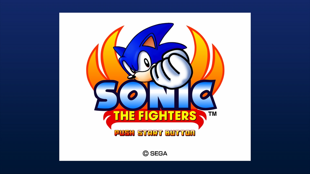 sonicthefighterslivearcade