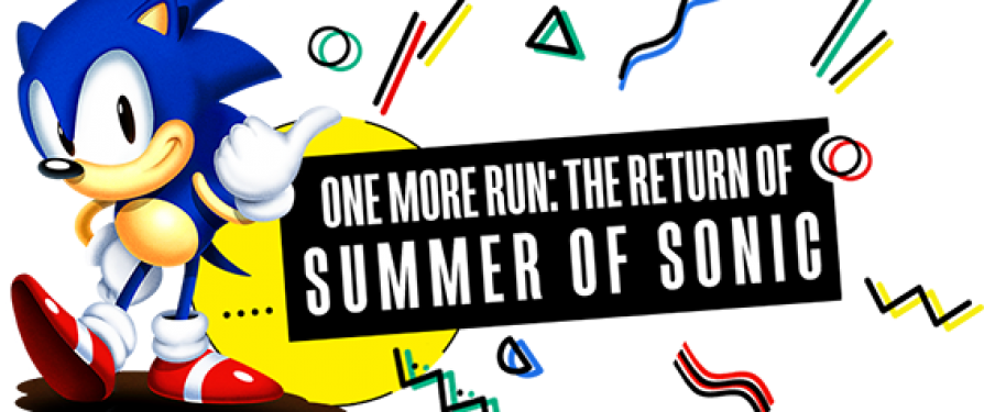 Summer of Sonic Announces Tons of Events & Tickets Still Available!