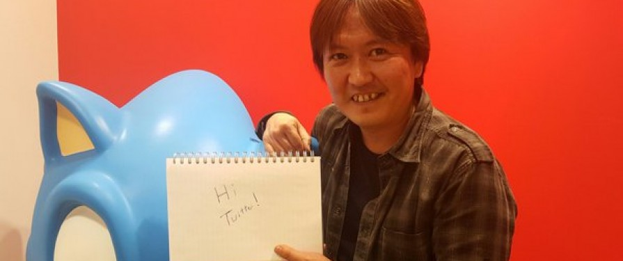 Takashi Iizuka Is In The US To Oversee New Sonic Games