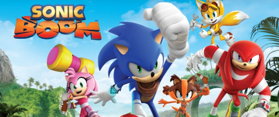 Sonic Boom Coming to US Hulu This Month
