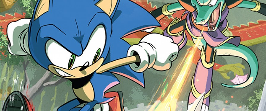 Comic Preview: Sonic the Hedgehog #281