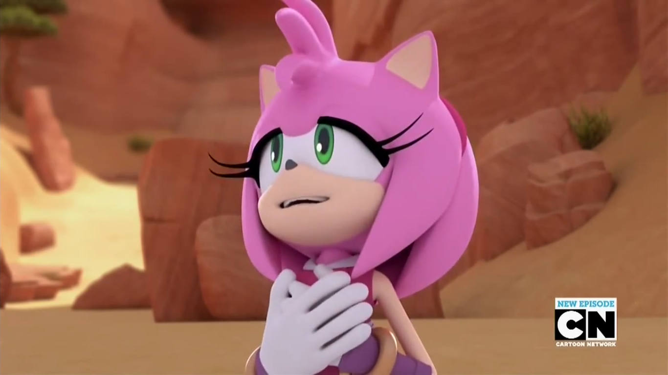 Amy Off Of Sonic amy va cindy robinson coming to sonic revolution – the sonic