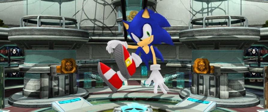 Sonic Invades Phantasy Star Online 2 in June
