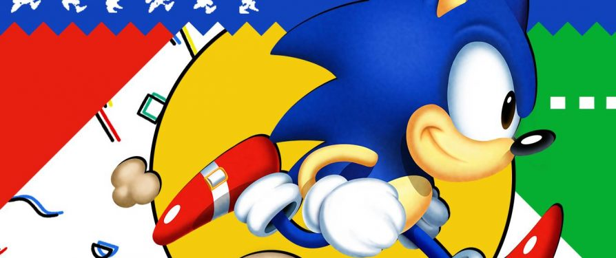 HAPPY 25TH ANNIVERSARY, SONIC THE HEDGEHOG!