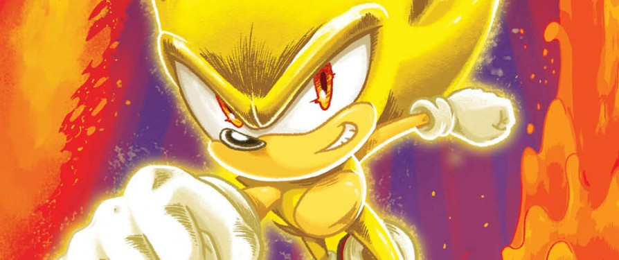 Comic Previews: Sonic the Hedgehog #287 and Sonic Universe #90