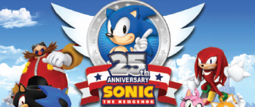 Sega Thanks Partners for 25 Years of Success & Reveals New Licenses