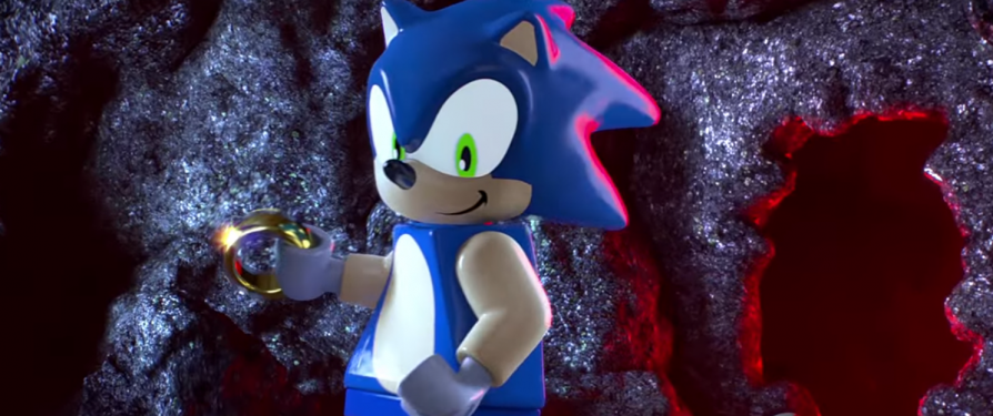 Sonic the Hedgehog Confirmed for LEGO Dimensions