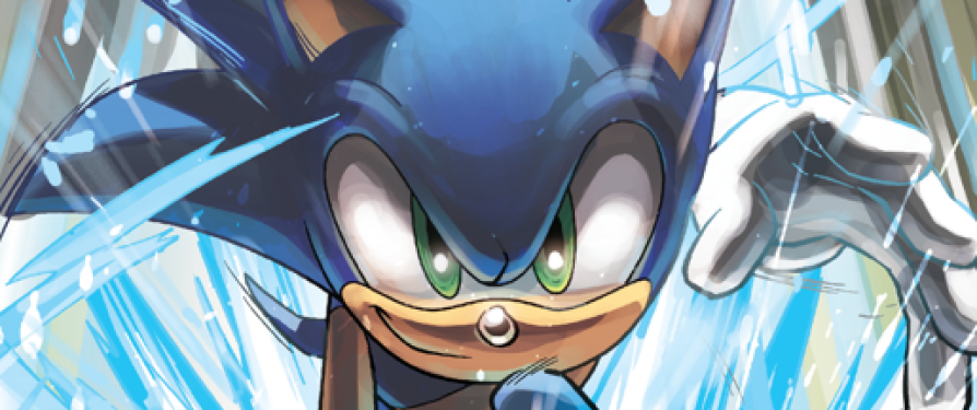 Humble Sonic Comic Bundle Also Live