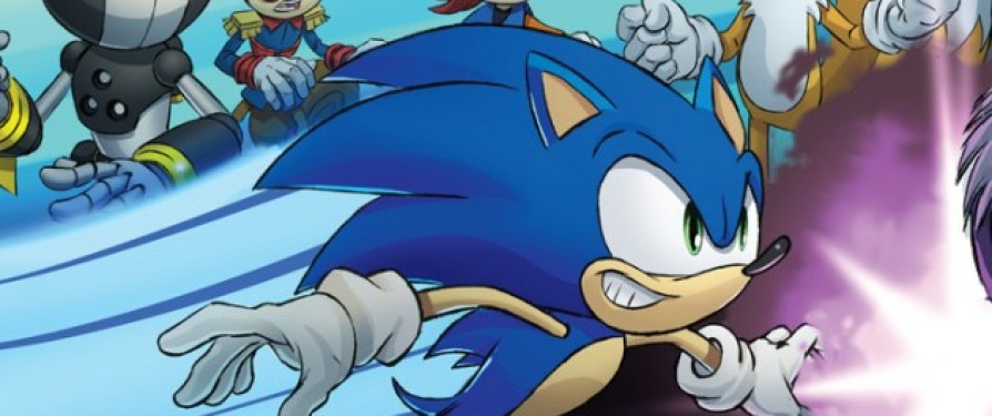 Comic Preview: Sonic the Hedgehog #284