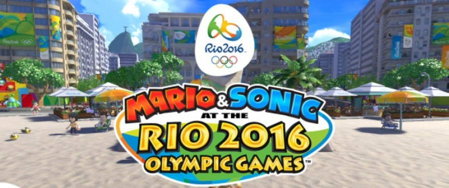 TSS Reviews: Mario and Sonic at the Rio 2016 Olympic Games (Wii U version)