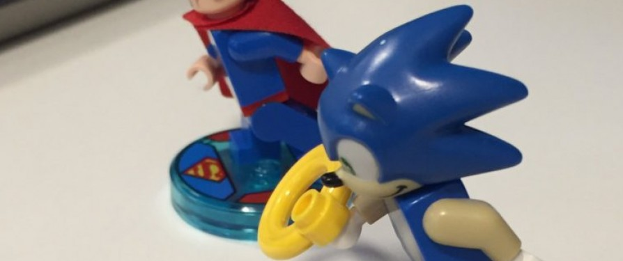 Lego Dimensions Sonic Figure Revealed
