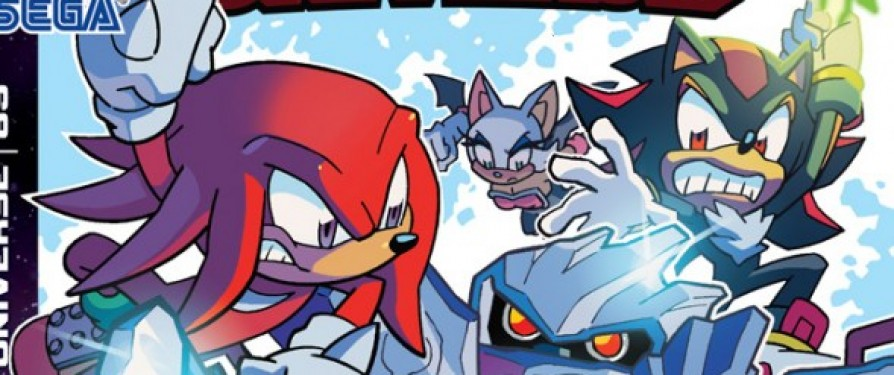 Comic Preview: Sonic Universe #89 and Sonic Super Digest #17