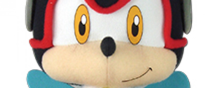 Charmy Bee Plush Now on G.E. Entertainment Website