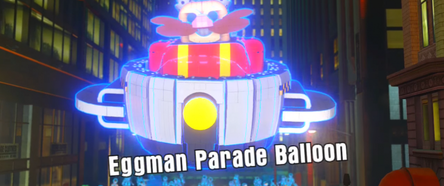 See Dr. Eggman Take on The Ghostbusters in Lego Dimensions