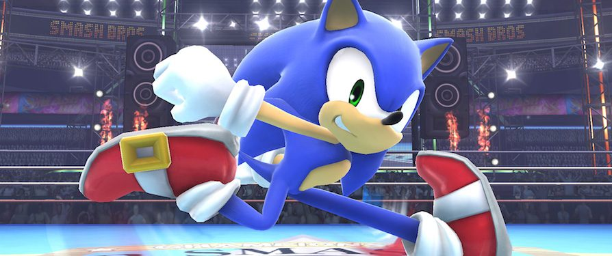 Freak-Out Friday: Sonic the Hedgehog in Smash Bros. Melee