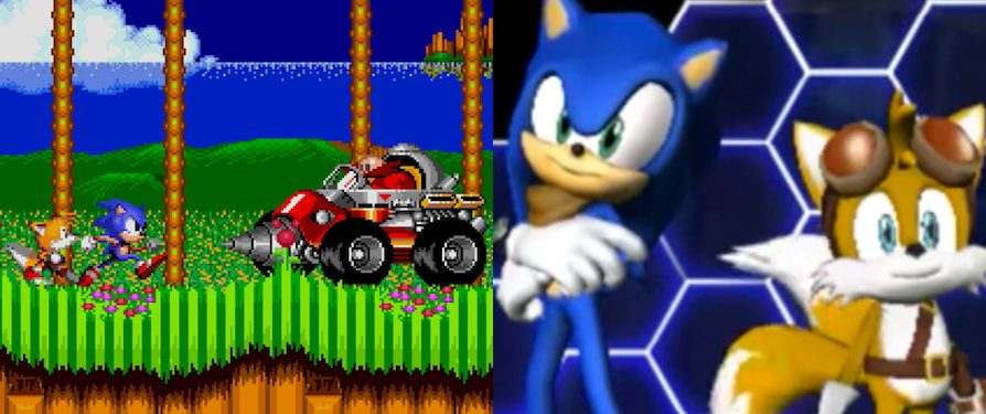 Sonic Boom: Fire & Ice and SEGA 3D Archives 3: Final Stage Will Both Be at Tokyo Game Show 2016