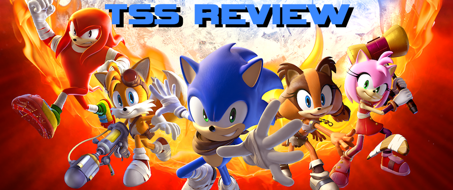 TSS Review: Sonic Boom: Fire & Ice for 3DS