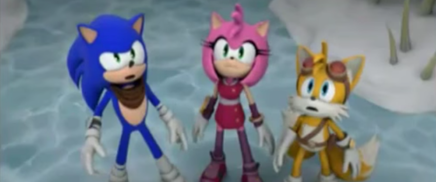 The Creative Director of Sonic Boom: Fire & Ice Speaks Out on Changes Over Shattered Crystal