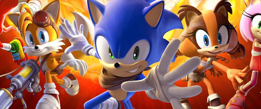 Check Out the Launch Trailer for Sonic Boom: Fire & Ice