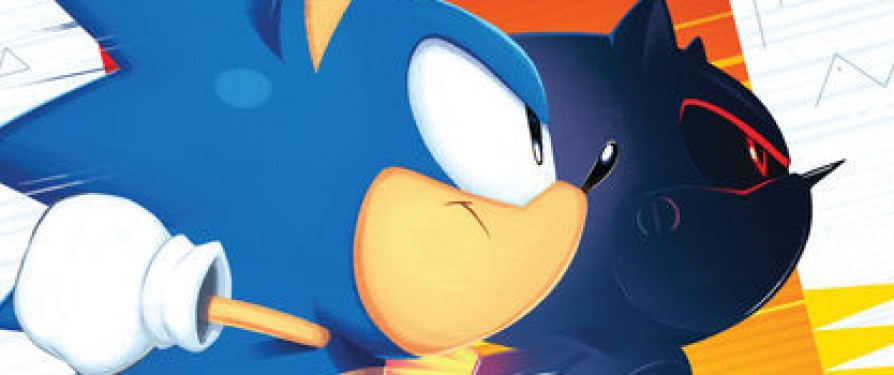 Comic Preview: Sonic Mega Drive: The Next Level