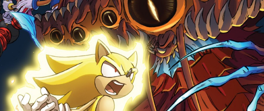 Comic Preview: Sonic the Hedgehog #287