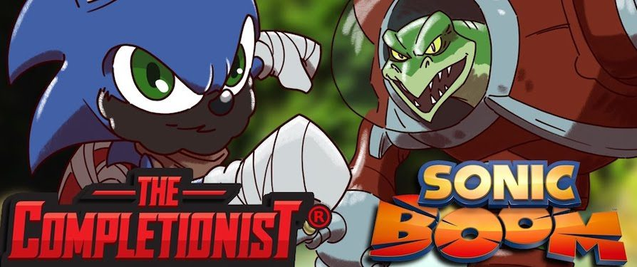The Completionist Explores the Troubled Gameplay of Sonic Boom: Rise of Lyric