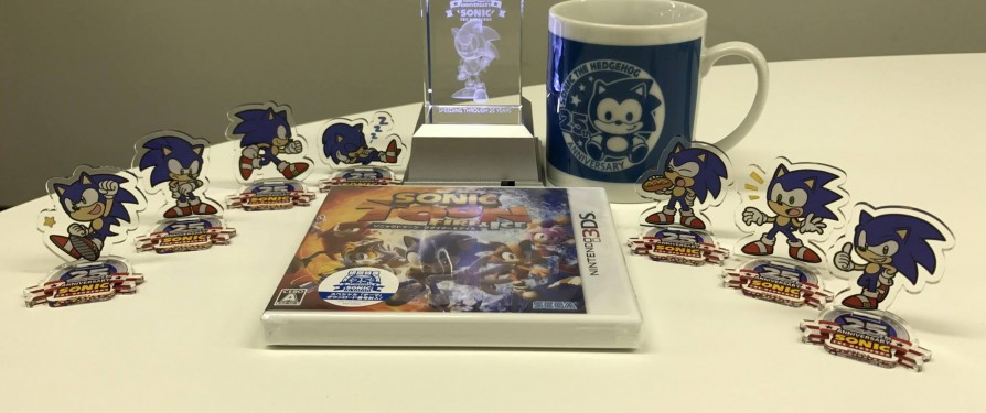 Japan's Sonic Boom: Fire & Ice Special Edition Is Making Us All Jealous