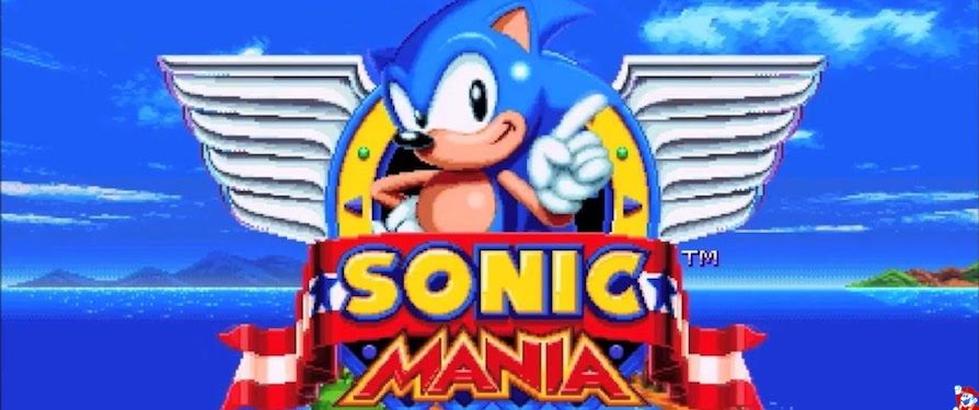 Sonic Mania Confirmed for Nintendo Switch