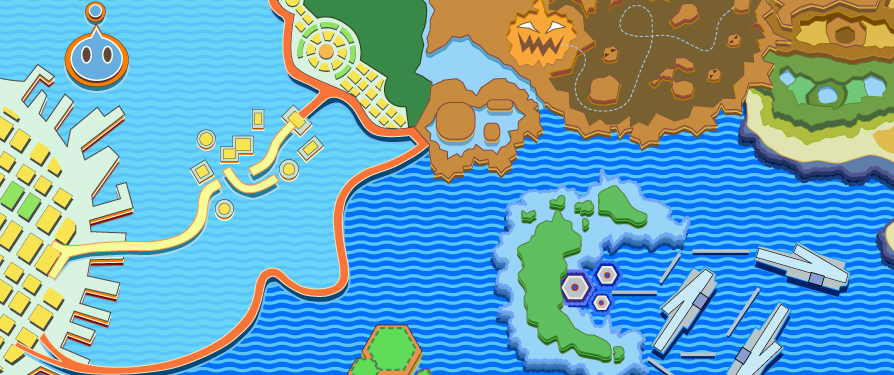 SA2 to Ditch Adventure Fields; Will Use World Map