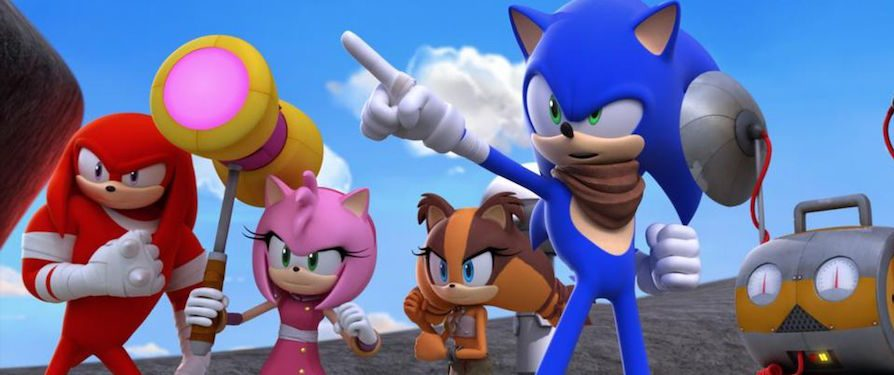 Sonic Boom Season 1 to Hit Netflix in More Countries, Season 2 to Start Airing in 2017 across EMEA