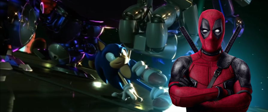 The Upcoming Sonic Movie Now Has Deadpool's Director as its Executive Producer