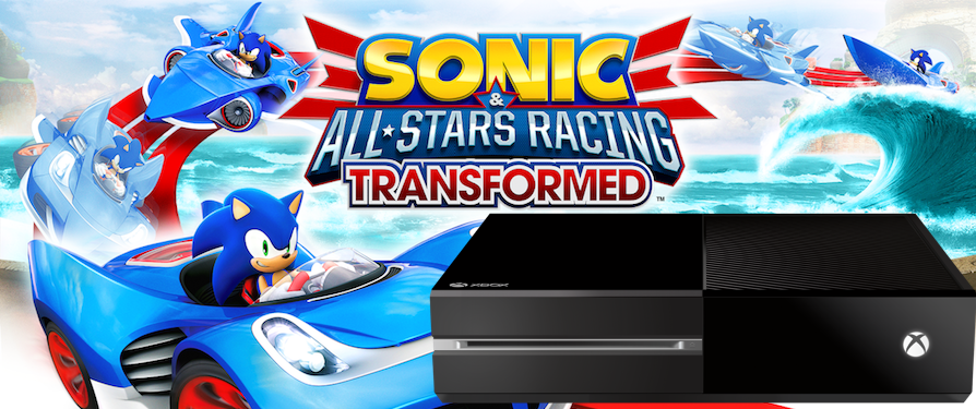 Sonic & All-Stars Racing Transformed is Now Backwards Compatible with Xbox One