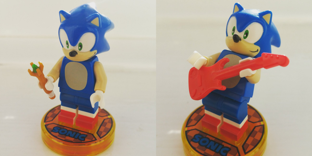 Tss Review Lego Dimensions Sonic The Hedgehog Level Pack The Sonic Stadium