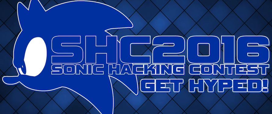 Sonic Hacking Contest 2016 Begins on November 7th