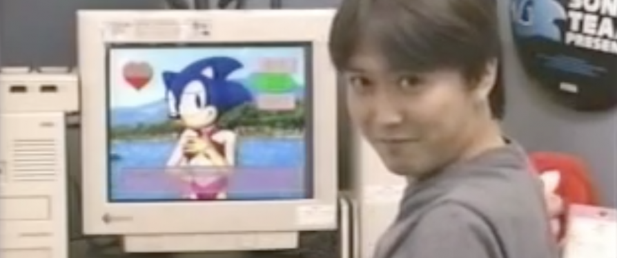 Sonic Adventure 'Behind the Scenes' Video Unearthed