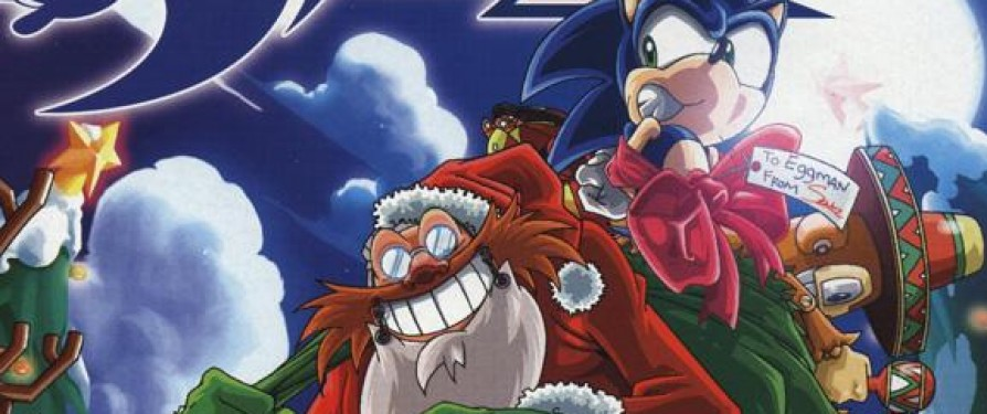 Comic Review Special: Sonic X #15