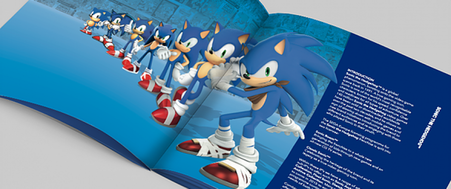 Multiple Sonic & Sega 2016 Style Guides Discovered