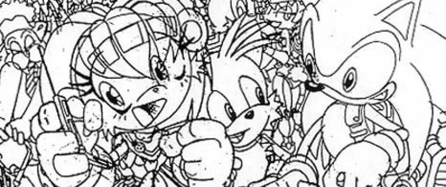 Comic Preview: Sonic the Hedgehog #94
