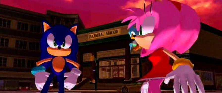 Amy Rose Will Appear in Sonic Adventure 2