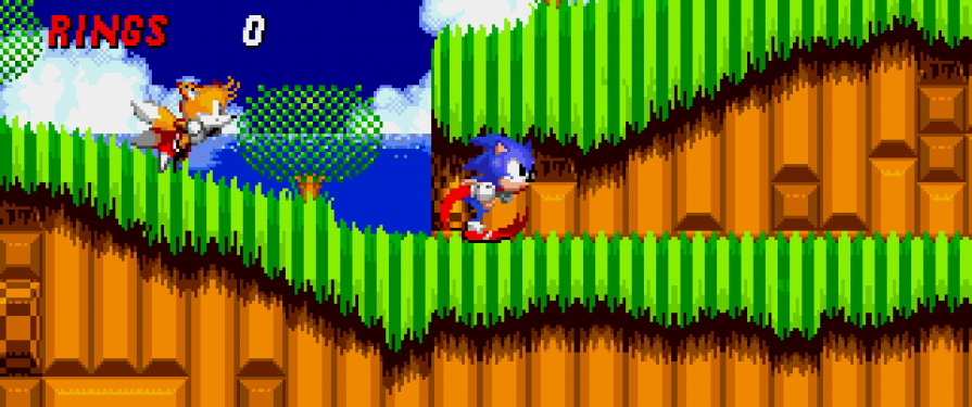 Sonic 2 Gets A Cheeky PC Port in Japan
