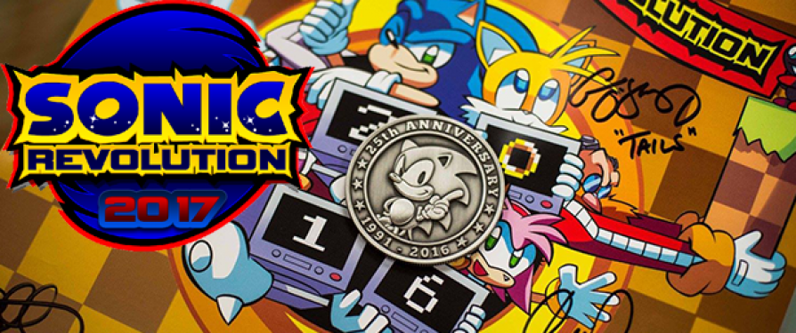 Sonic Revolution 2017 Announced & Dated