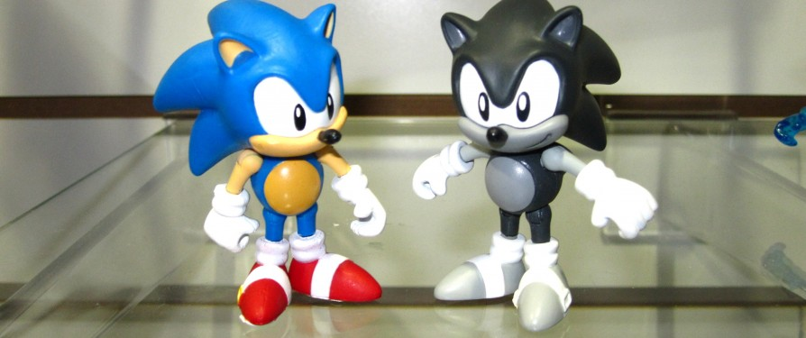 Tons of New Sonic Toys Shown at Spielwarenmesse 2017!