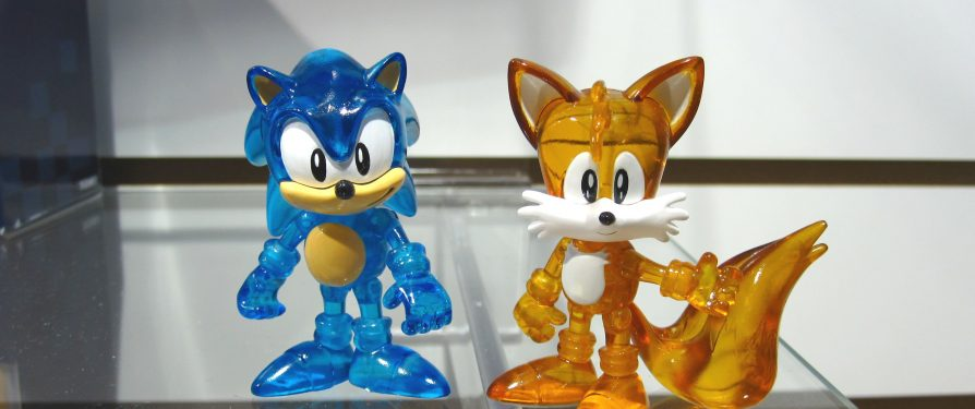 Tomy To Release 'New' Sonic Toys In The EU/UK In 2019!
