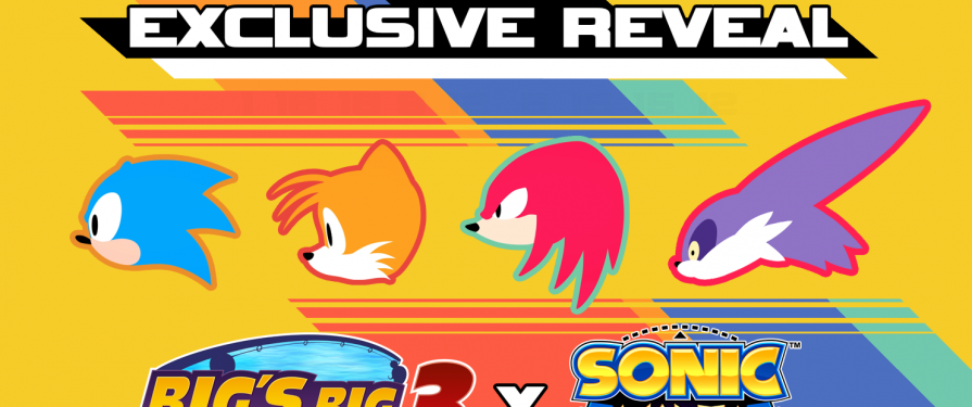 AFD 2017: SEGA Reveals Big the Cat as Sonic Mania's Fourth Playable Character