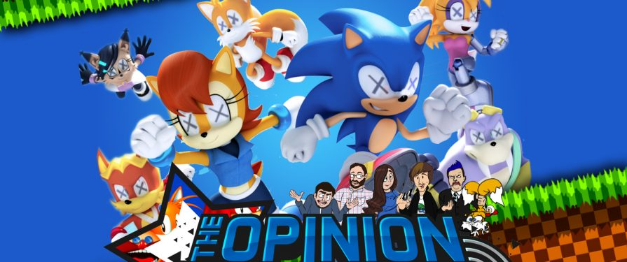 Opinion Zone 60: Is Archie Sonic Dead? Special Guest: Lisa Medin
