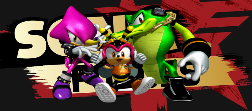 Knuckles, Amy Rose and the Chaotix Confirmed for Sonic Forces